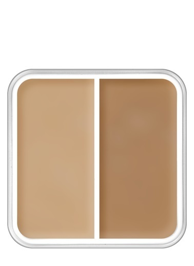 Kryolan Hd Micro Foundation Cache Duo Ten